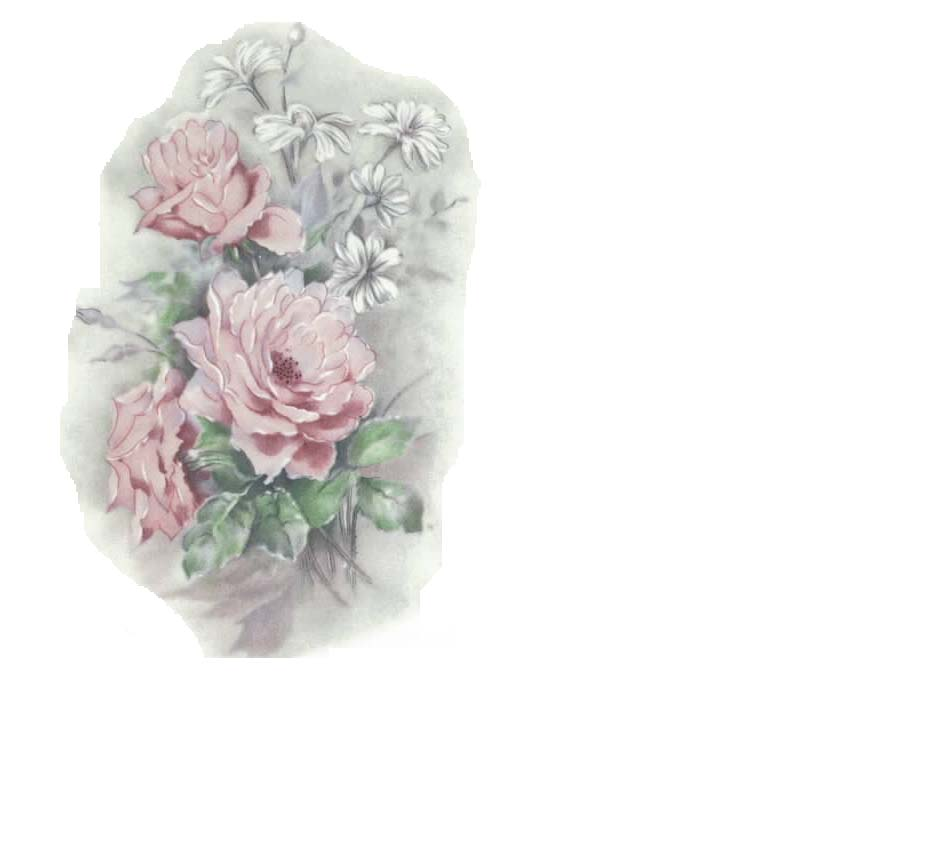 015538 ANTIQUE ROSES