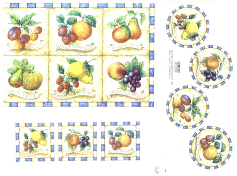 11977 - Summer Fruit