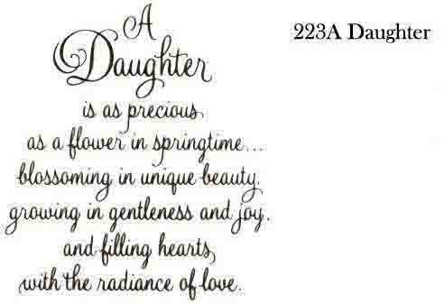 223A Daughter