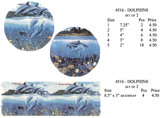 4516 - DOLPHINS