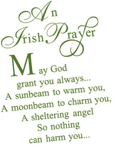 504G An Irish Prayer