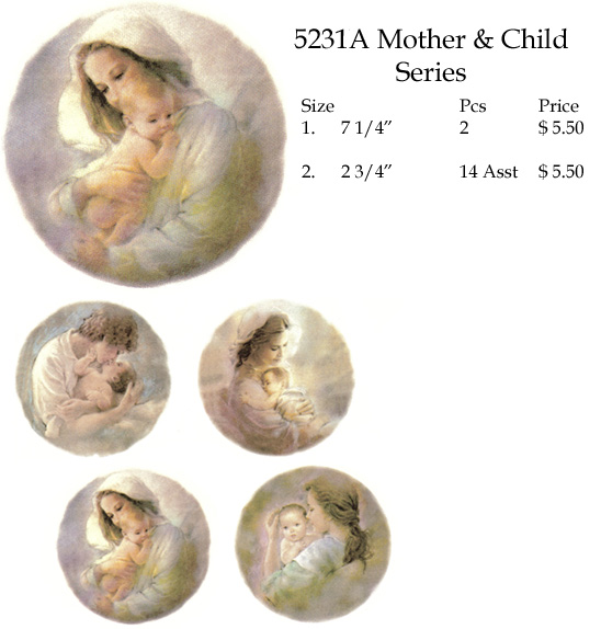 5231A Mother & Child Series