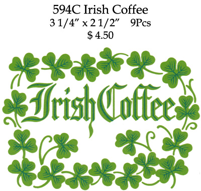 594C Irish Coffee