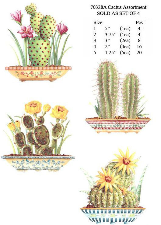 70328A - CACTUS ASSORTMENT