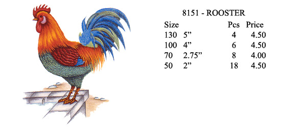 8151 - ROOSTER