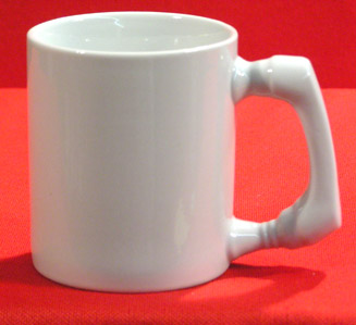 8900T - TELEPHONE HANDLE MUG
