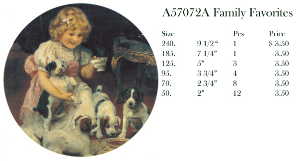 A57072A Family Favorites