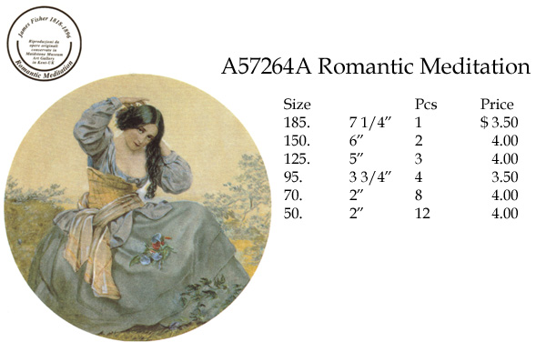 A57264A Romantic Meditation