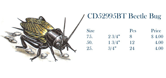 CD52995BT Beetle