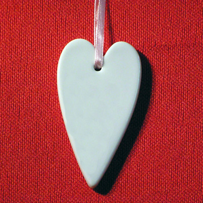 "G1027-5.3"" HEART ORNAMENT"