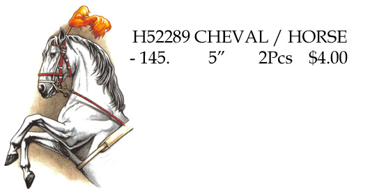 H52289 Cheval / Horse