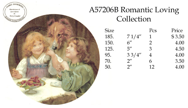 A57206B Romantic Loving Collection