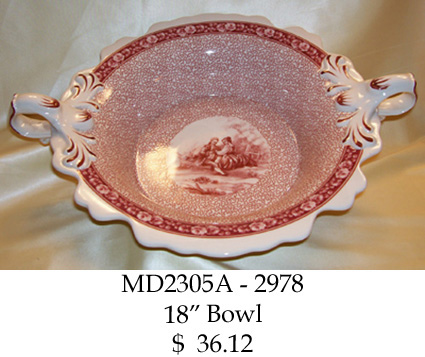 "MD2305A - 2978 18"" Bowl"