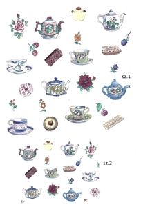 OLK11909 Tea Chintz