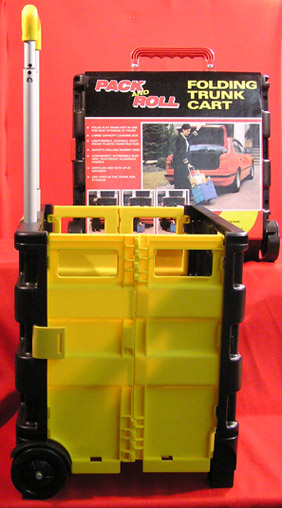 G1 - PACK AND ROLL (YELLOW)