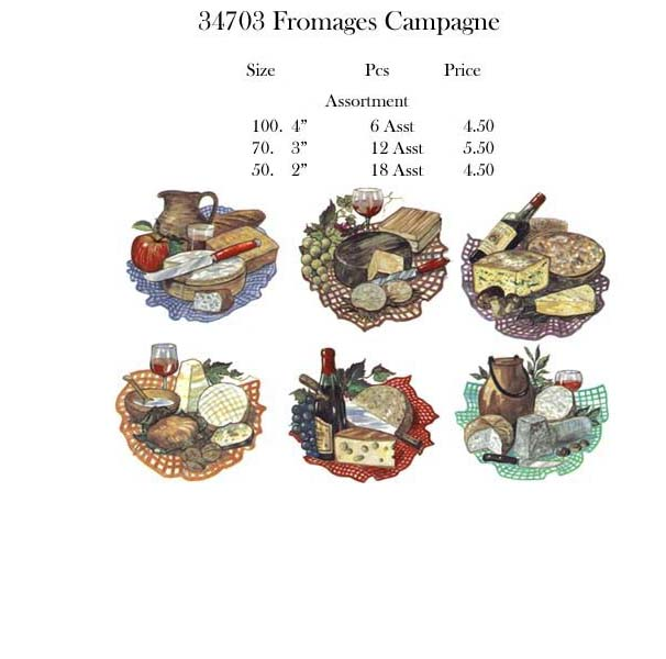 34703 Fromages Campagne