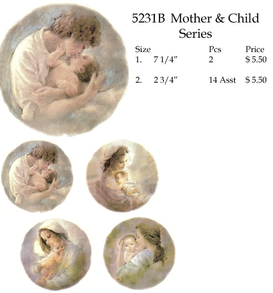 5231B Mother & Child Series
