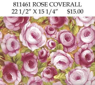 811461 Rose Coverall
