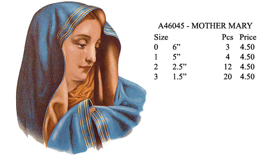 A46045 - MOTHER MARY