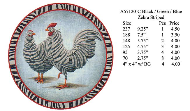 A57120C -ROOSTER