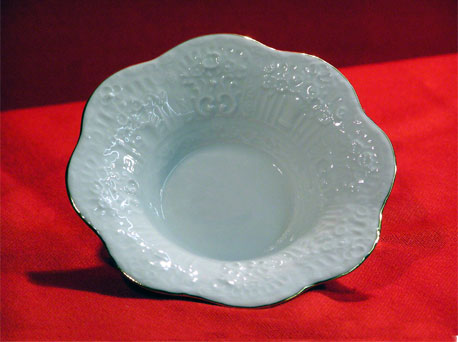 "D1718A-6-5"" - EMBOSSED BOWL"