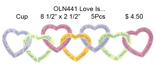 OLN441 Love Is...