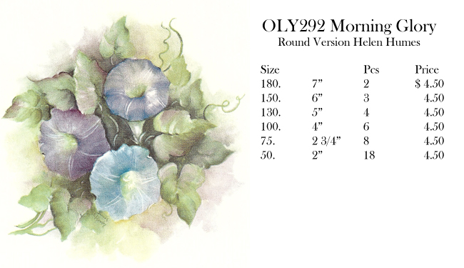 OLY292 Morning Glory