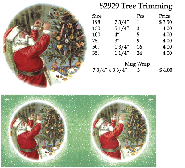 S2929 Tree Trimming